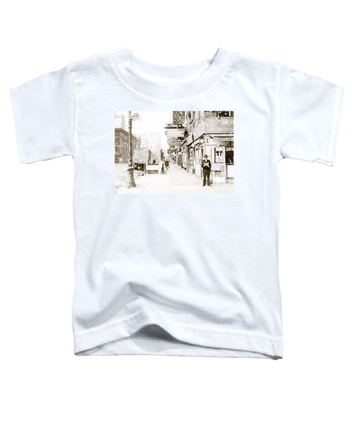 New York 1940 Toddler T-Shirt