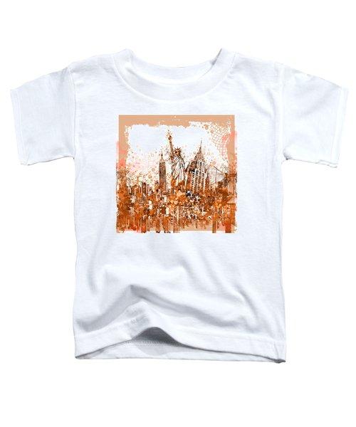 New York City Tribute 4 Toddler T-Shirt