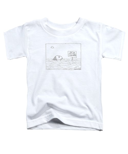 New Yorker April 26th, 1993 Toddler T-Shirt