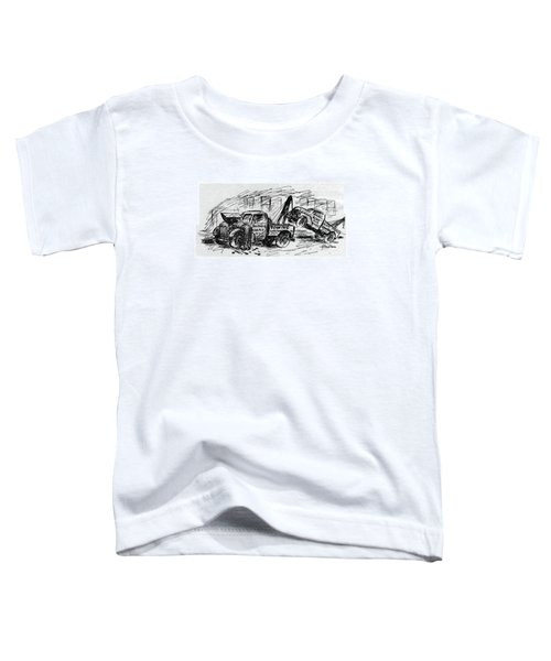 New Yorker August 5th, 1944 Toddler T-Shirt