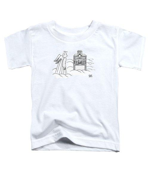 New Yorker December 30th, 1991 Toddler T-Shirt