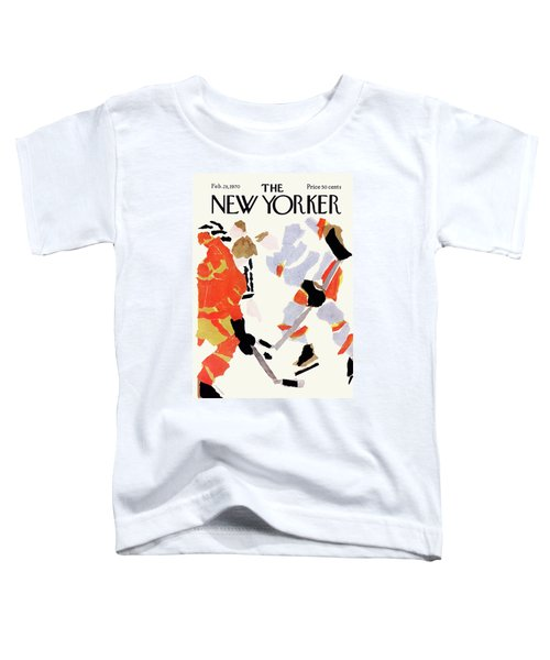 New Yorker February 28th, 1970 Toddler T-Shirt