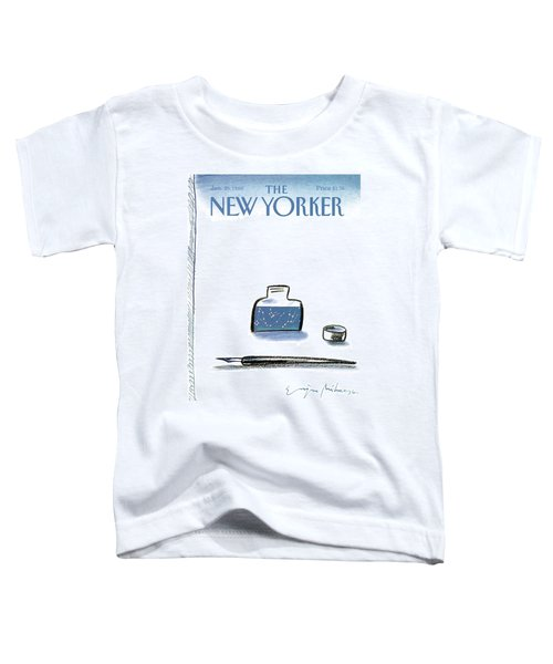 New Yorker January 25th, 1988 Toddler T-Shirt