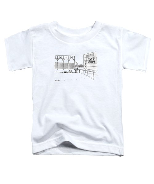 New Yorker January 29th, 1990 Toddler T-Shirt