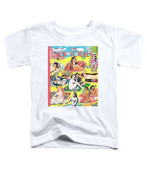New Yorker July 19th, 1993 Toddler T-Shirt