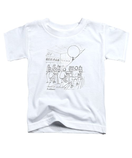 New Yorker July 20th, 1998 Toddler T-Shirt