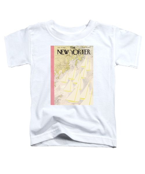 New Yorker July 23rd, 1938 Toddler T-Shirt