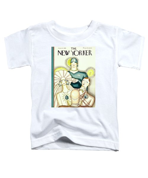 New Yorker June 12 1926 Toddler T-Shirt