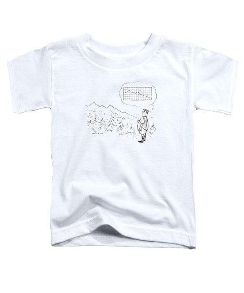 New Yorker June 21st, 1958 Toddler T-Shirt