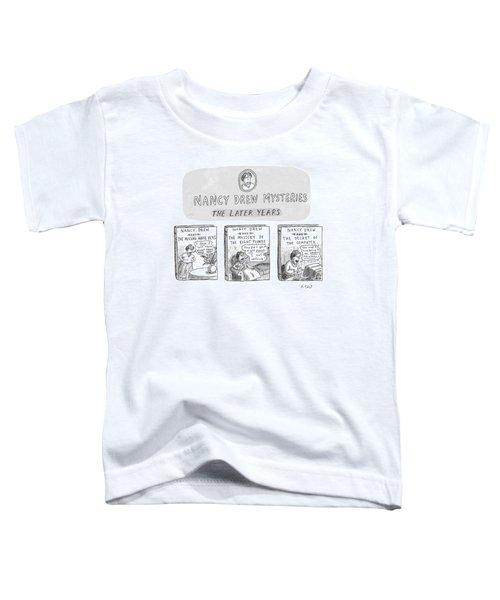 New Yorker June 22nd, 1998 Toddler T-Shirt