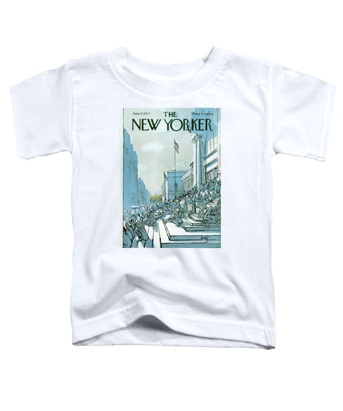 New Yorker June 27th, 1977 Toddler T-Shirt
