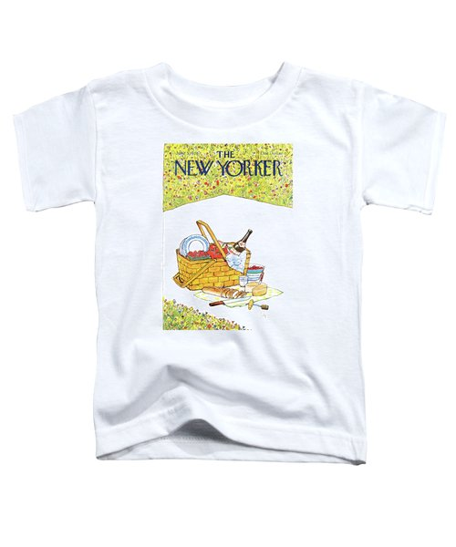 New Yorker June 5th, 1978 Toddler T-Shirt