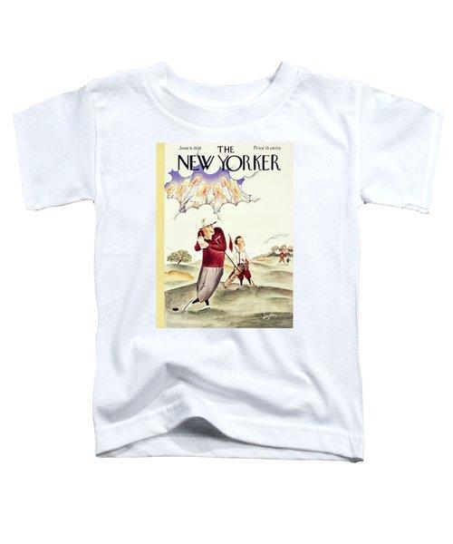 New Yorker June 6 1936 Toddler T-Shirt