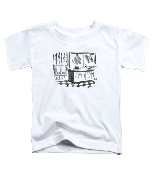New Yorker March 1st, 1993 Toddler T-Shirt