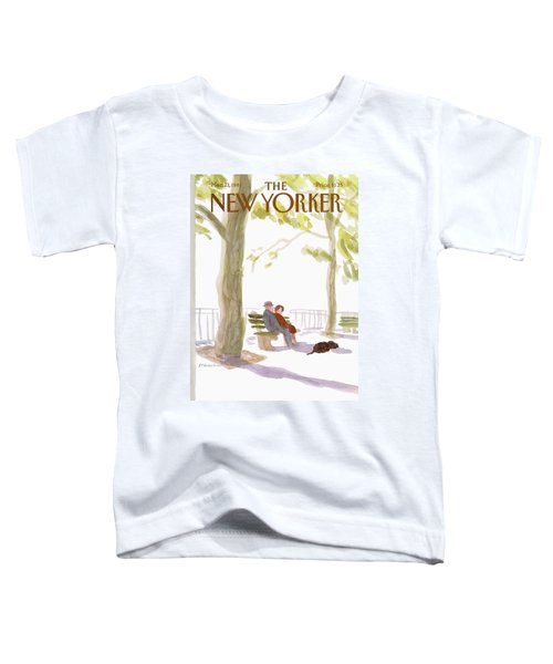 New Yorker March 23rd, 1981 Toddler T-Shirt