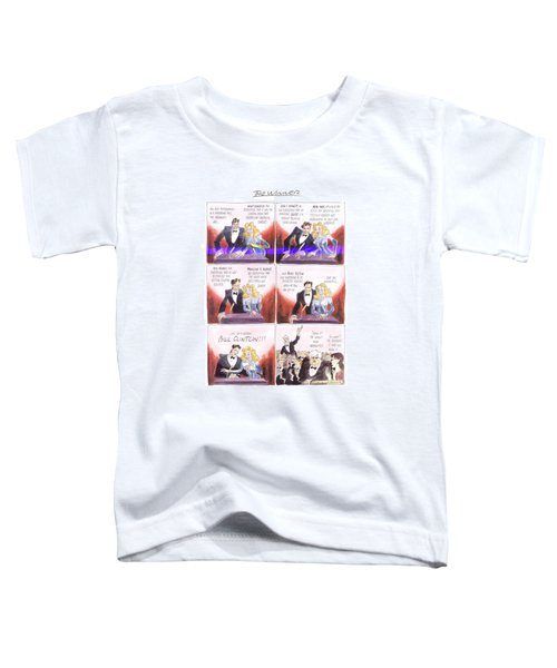 New Yorker March 24th, 1997 Toddler T-Shirt