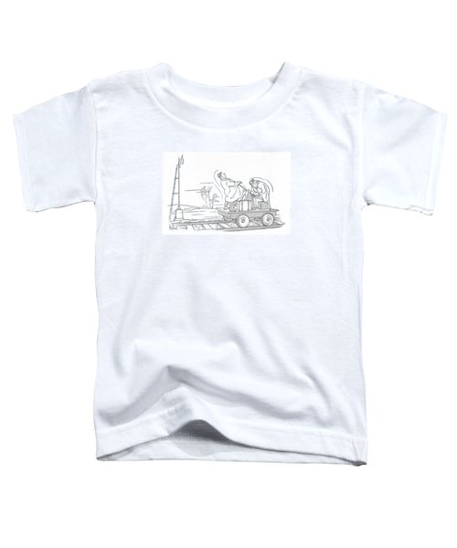 New Yorker March 25th, 1944 Toddler T-Shirt
