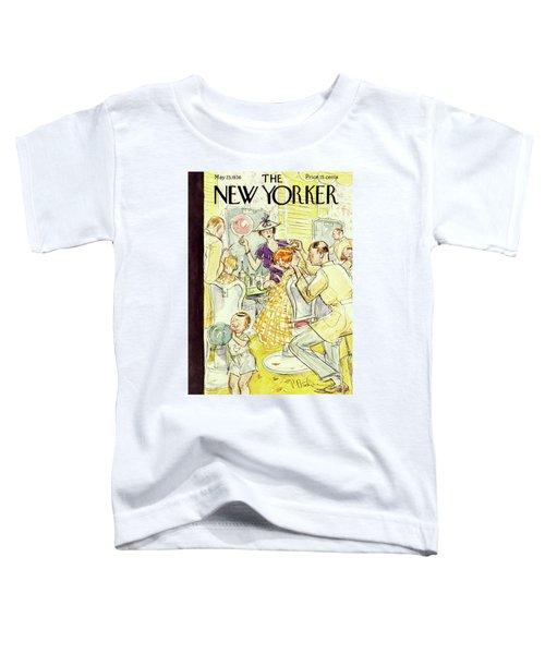 New Yorker May 23 1936 Toddler T-Shirt