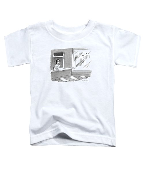 New Yorker May 2nd, 1994 Toddler T-Shirt
