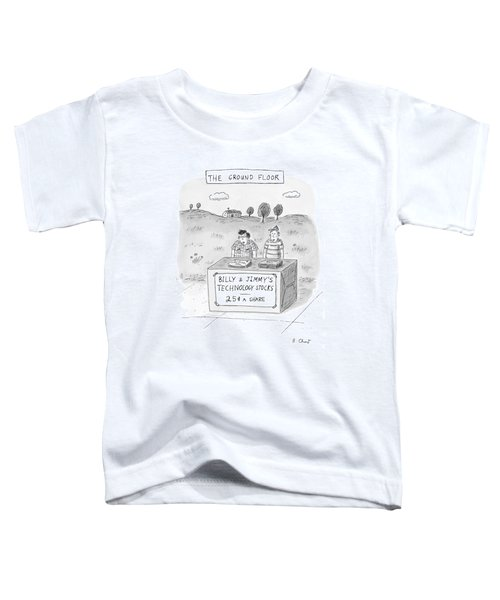 New Yorker May 31st, 1999 Toddler T-Shirt