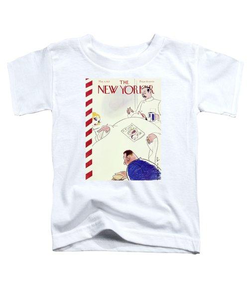 New Yorker May 8 1937 Toddler T-Shirt
