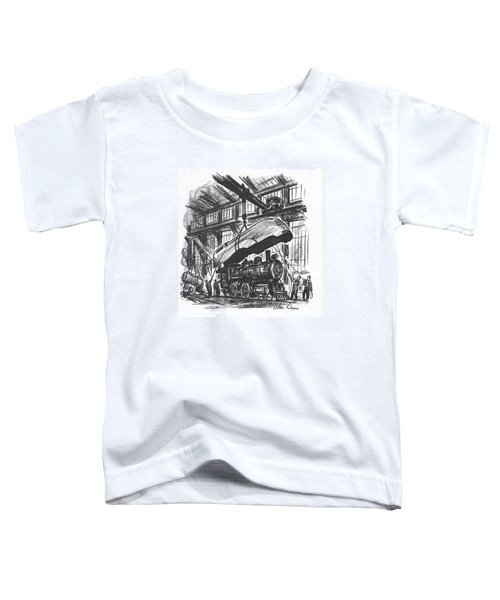 New Yorker May 8th, 1937 Toddler T-Shirt