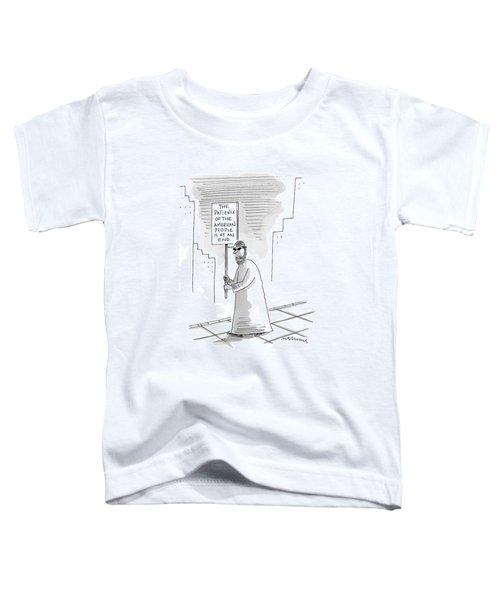 New Yorker November 16th, 1998 Toddler T-Shirt
