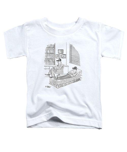 New Yorker November 1st, 1999 Toddler T-Shirt
