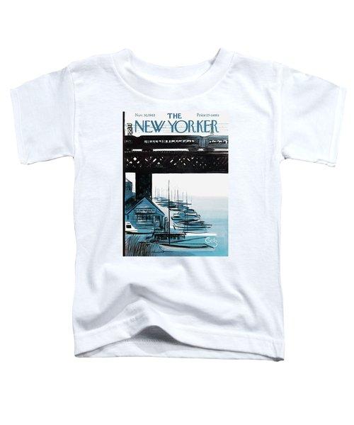 New Yorker November 30th, 1963 Toddler T-Shirt
