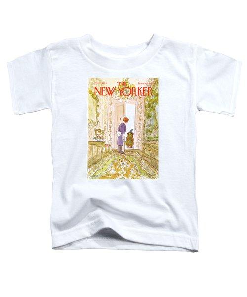 New Yorker November 4th, 1974 Toddler T-Shirt