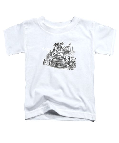 New Yorker October 12th, 1940 Toddler T-Shirt