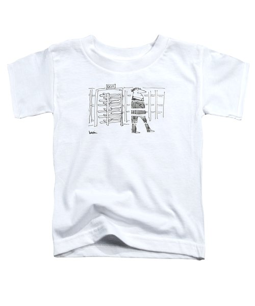 New Yorker October 14th, 1974 Toddler T-Shirt