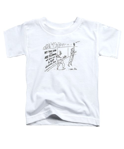 New Yorker October 8th, 1938 Toddler T-Shirt