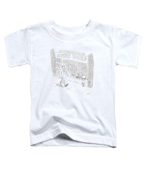 New Yorker September 21st, 1998 Toddler T-Shirt