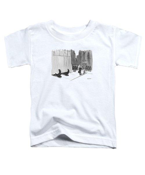 New Yorker September 23rd, 1991 Toddler T-Shirt