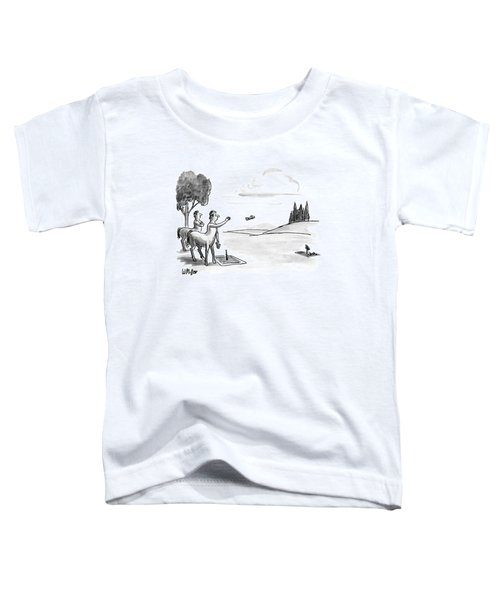 New Yorker September 24th, 1990 Toddler T-Shirt