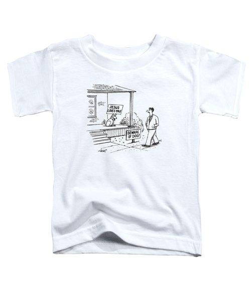 New Yorker September 27th, 1993 Toddler T-Shirt
