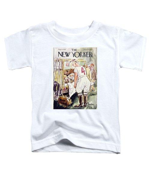 New Yorker September 4 1937 Toddler T-Shirt