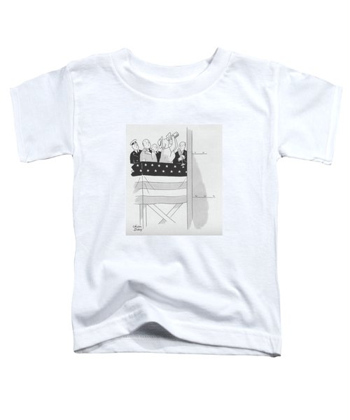 New Yorker September 4th, 1943 Toddler T-Shirt