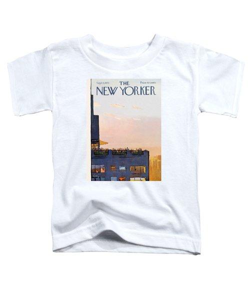 New Yorker September 5th, 1970 Toddler T-Shirt