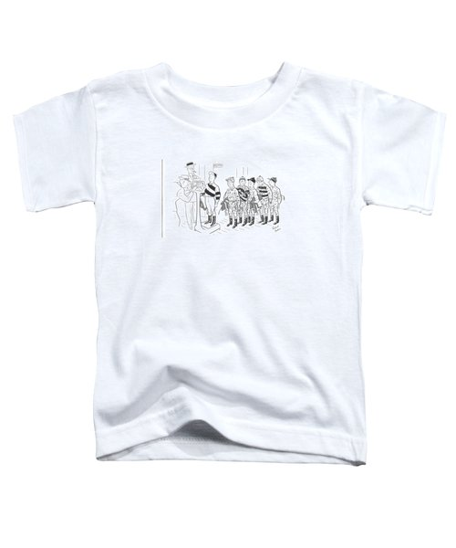 New Yorker September 7th, 1940 Toddler T-Shirt