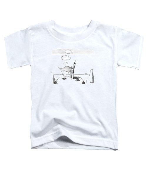 New Yorker September 7th, 1992 Toddler T-Shirt