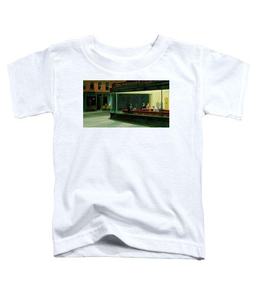 Nighthawks Toddler T-Shirt