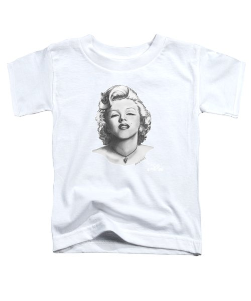 Norma Jeane Toddler T-Shirt