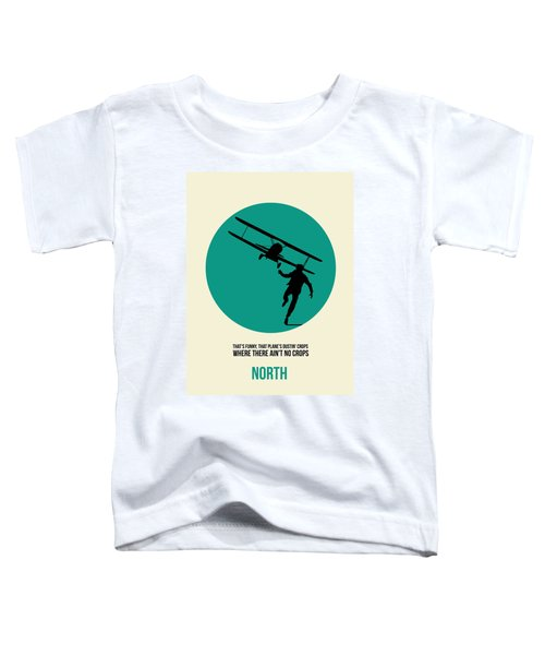 North By Northwest Poster 1 Toddler T-Shirt