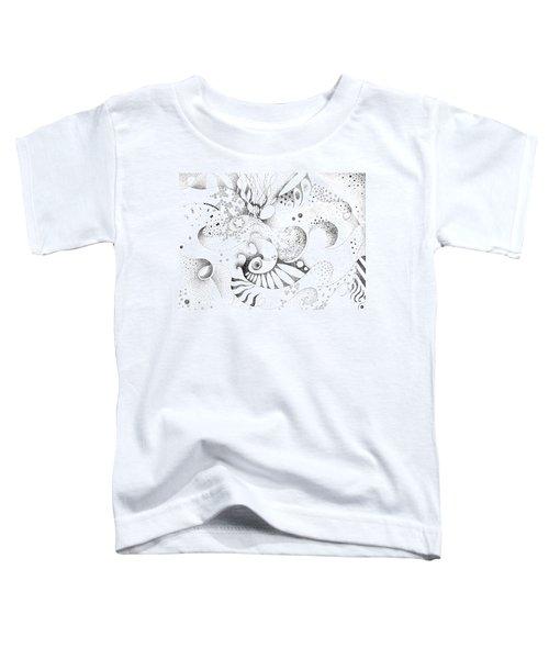 Nothing Beats Enthusiasm Toddler T-Shirt