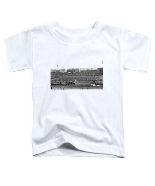 Notre Dame-army Football Game Toddler T-Shirt by Underwood Archives