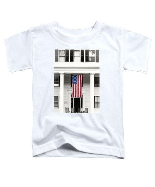 Old Glory Est. 1776 Toddler T-Shirt