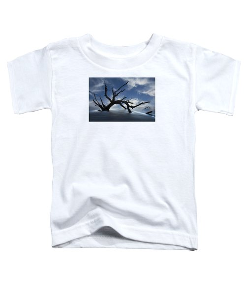 On A Misty Morning Toddler T-Shirt