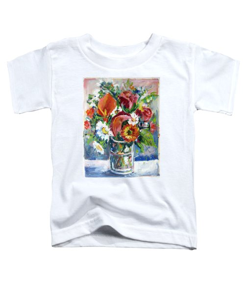 On Board Infinity Toddler T-Shirt